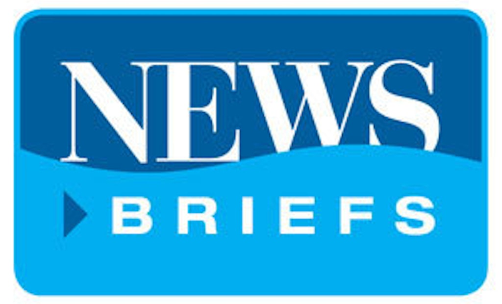 News Briefs: Report Says, 'Expect More Job Openings in Wastewater Infrastructure'