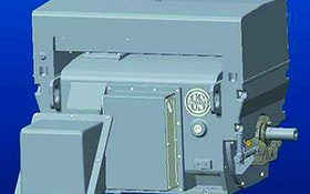 Nidec Motor Corporation U.S. Motors TITAN II 5000