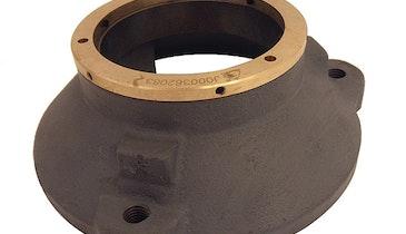 Nidec Motors vertical pump motors designed for high reliability