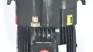 Nidec Motor inverter duty vertical totally enclosed fan cooled motors