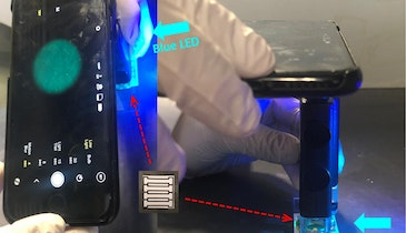Researchers Use Smartphone to Detect Norovirus in Water