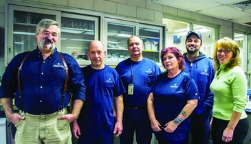 Norristown Operations Team Key to Award-Winning Plant