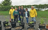 WWTP Operator Spearheads Effort to Create Tree Farm at Plant