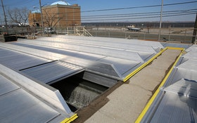 Rockaway WWTP Installs Odor Control and Air Filtration Systems