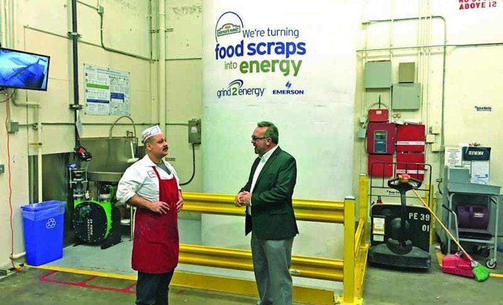 Q&A: Grind2Energy Talks Food Waste Diversion