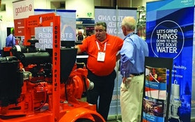 WWETT Show Spotlight: Godwin's Portable Centrifugal Pump Delivers High Performance