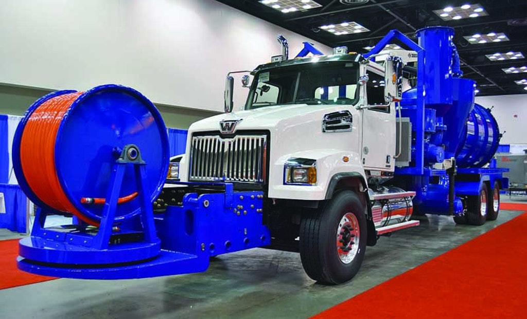 Combination Truck Offers Downhole Pumping