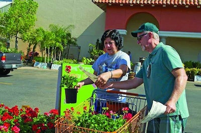 Sprinkler Spruce Up! Orange County and Home Depot Help Conserve Water