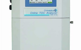 Testing Equipment - Online TOC analyzer