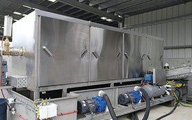 Dewatering Equipment - Old Line Environmental WWS Mark IV