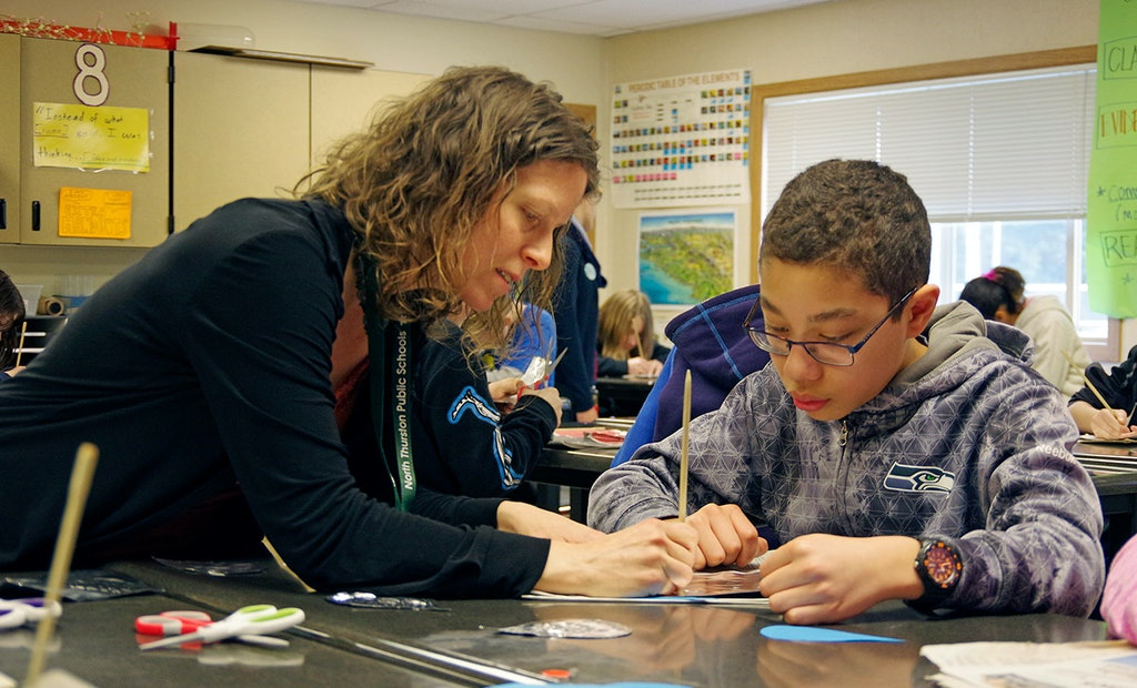Washington Youths Learn the Concept of One Water Firsthand