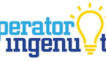 WEF Announces 2014 Operator Ingenuity Winners