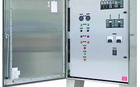 Control/Electrical Panels - VFD control panel