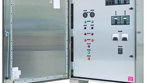 Automation/Optimization - Corrosion-resistant control panel
