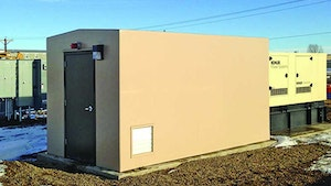 Security Equipment/Systems - Orenco Systems DuraFiber Shelter