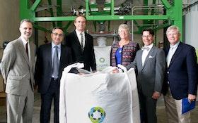 Madison Sewerage District Unveils Phosphorus Harvesting Technology