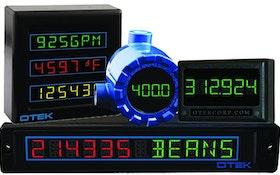 Meters - OTEK Corp. Universal Panel Meter