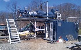 Centrifuges/Separators - Rental dewatering centrifuge