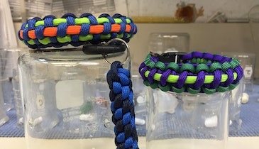 Color Me Creative: Paracord Bracelets Made Just for Operators