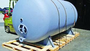 Storage Tanks - Parker Boiler Co. hot-water storage tank