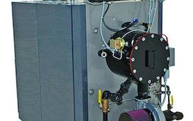 Boilers - Condensing hot-water boiler