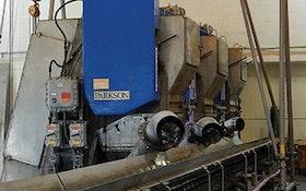Screening System - Parkson Corporation Aqua Guard Model S