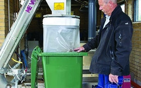 Biosolids Handling/Hauling/ Disposal/Application - Continuous bag system