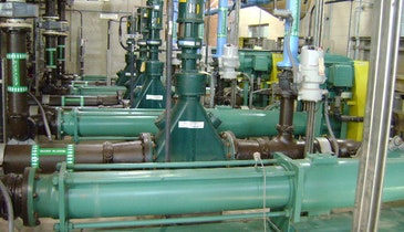 Protecting Progressive Cavity Pumps in Sludge Systems