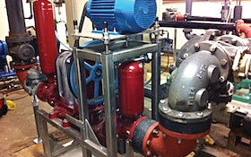 Penn Valley's Double Disc Pumps solve problems at Illinois plant