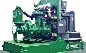 Pumps - Pioneer Pump Portable Tier 4F Diesel Pump