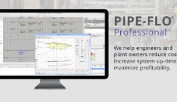 Engineered Software Announces Release of PIPE-FLO Professional