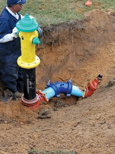 Piping Protection Requires Careful Consideration of Restraining Tools and Methods