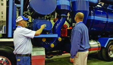 The Polston Process Provides Tank-Cleaning Solution