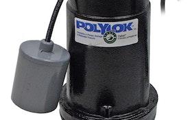 Effluent Pumps - Polylok PL-CPE4A