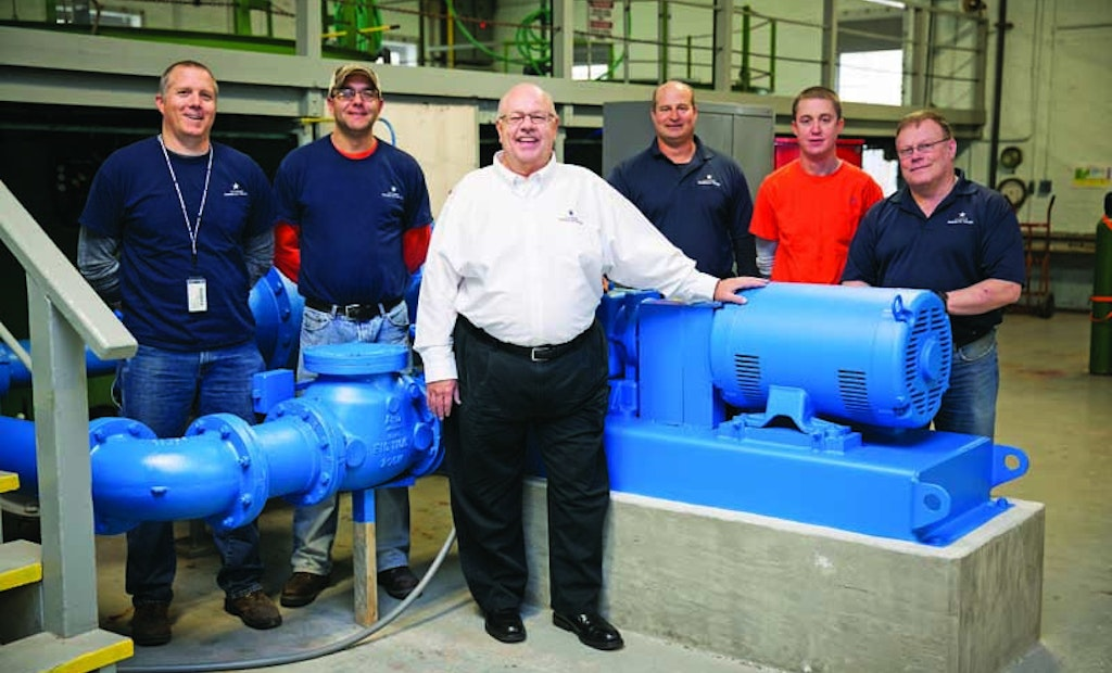 Illinois Water Plant Consistently Brings Home Awards