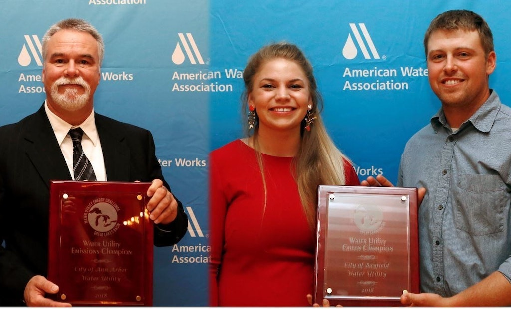 Water Utility Energy Challenge Winners Announced