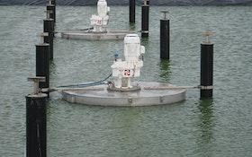 Aeration Equipment - Praxair In-Situ Oxygenation System