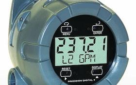 Flow Monitoring - Field-mounted meter