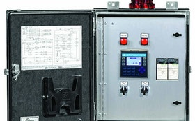 Control/Electrical Panels - Pump control panel