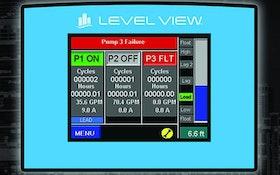 Pump Controls - PRIMEX Level View