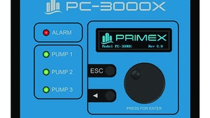 Control/Electrical Panels - PRIMEX PC-3000X