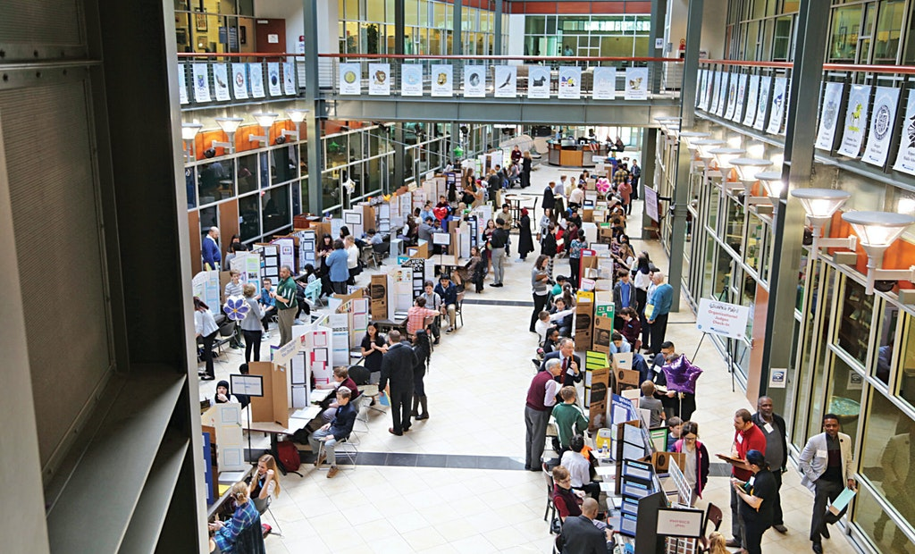 Engineering Challenge, Art Activities and a Science Fair Highlight This Utility's Outreach