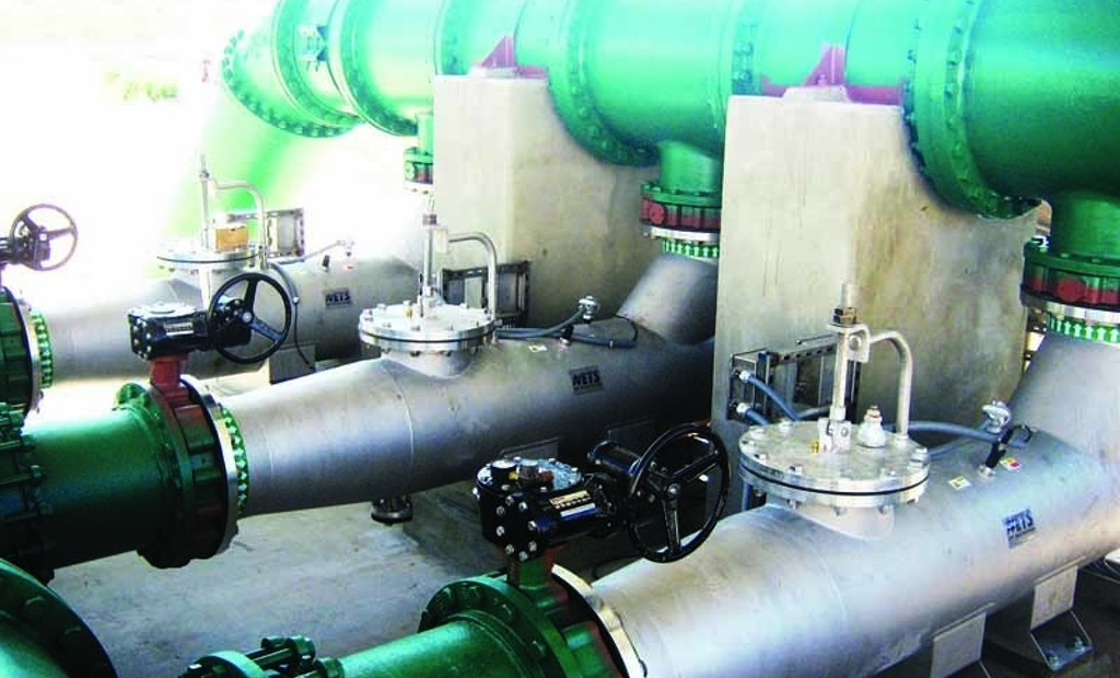 Neptune Benson's Closed-Vessel System Uses UV Technology For Wastewater Reuse