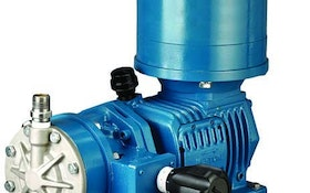 Neptune Mechanical Diaphragm Metering Pumps Offer High-Pressure, Flow-Through Design