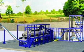 Therma-Flite Biosolids Drying System Offers Affordable Option to Landfill Disposal