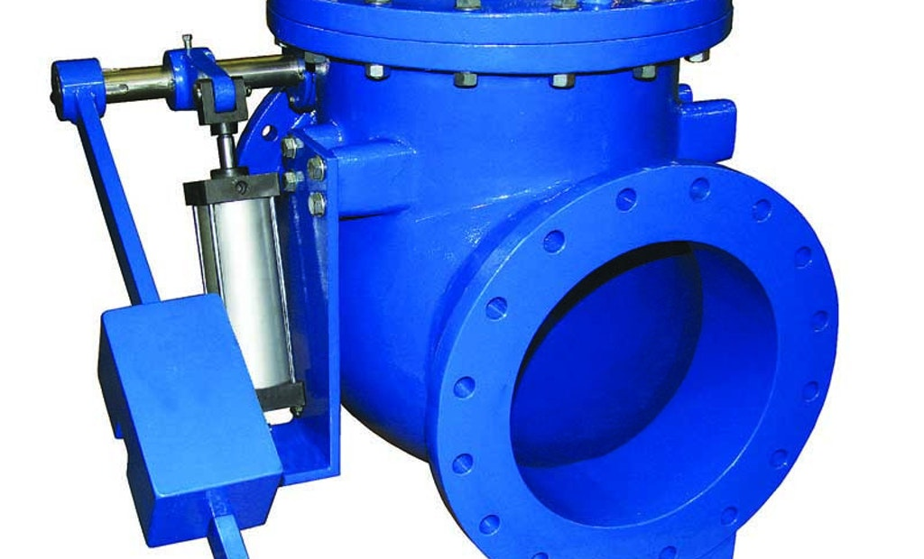 Lead-Free, Metal-To-Metal Swing Check Valves Certified For Drinking Water