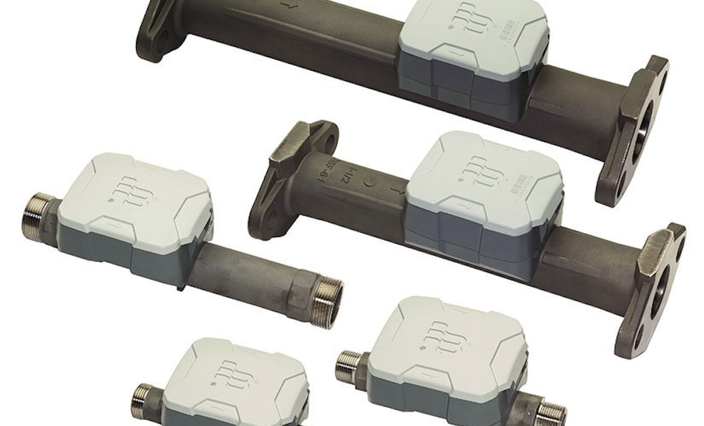 Ultrasonic meters designed for high accuracy, long life