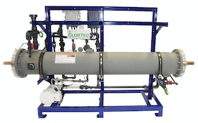 Upgraded sodium hypochlorite generation