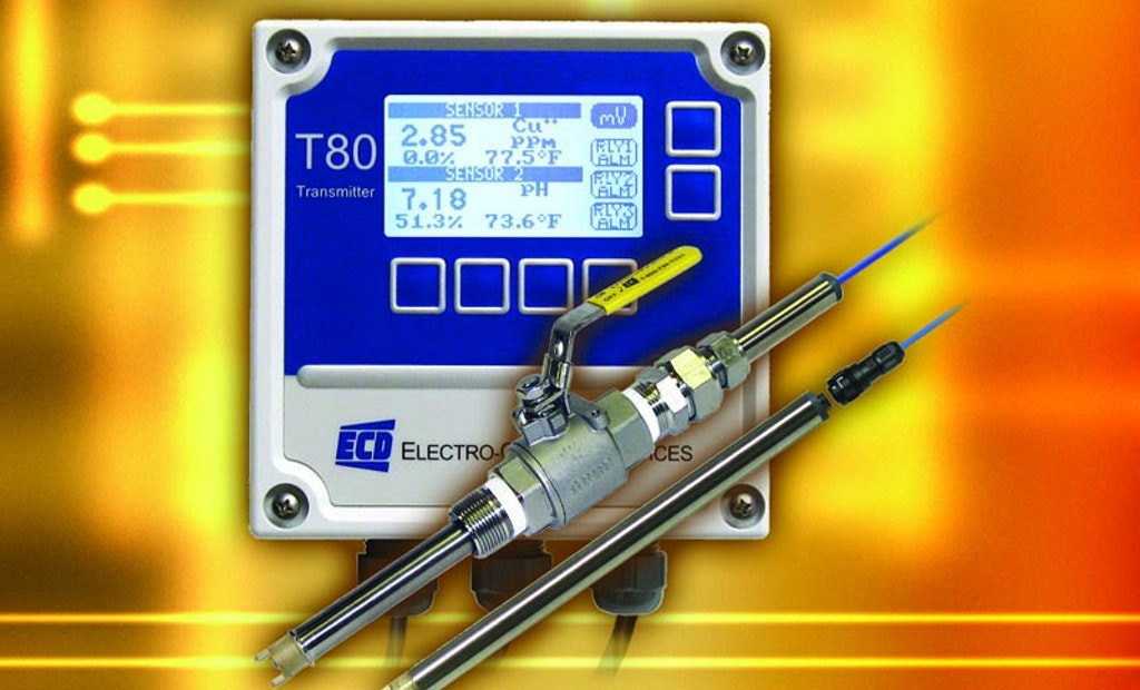 Intelligent Sensors Provide Multiple Measurements With Single Transmitter