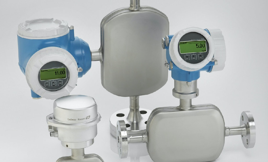High accuracy for low flow rates